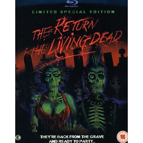 Return Of The Living Dead: Steelbook Limited Edition