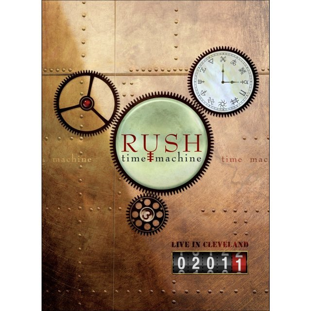 Rush: Time Machine, Live In Cleveland