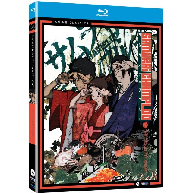 Samurai Champloo: Complete Collection
