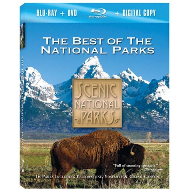 Scenic National Parks: Best of National Parks