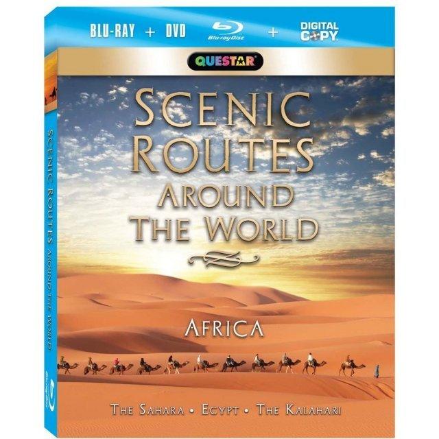 Scenic Routes Around the World: Africa