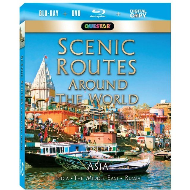 Scenic Routes Around the World: Asia