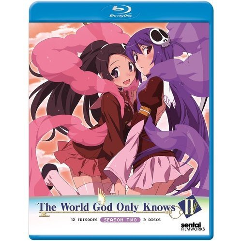The World God Only Knows: Season Two