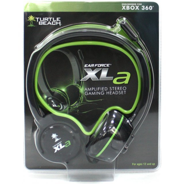 Turtle Beach Ear Force XLa Amplified Headset (Xbox360)