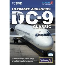 Ultimate Airliners DC-9 Classic (DVD-ROM)