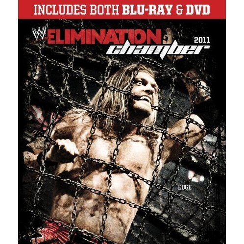 WWE: Elimination Chamber 2011 [Blu-ray+DVD]
