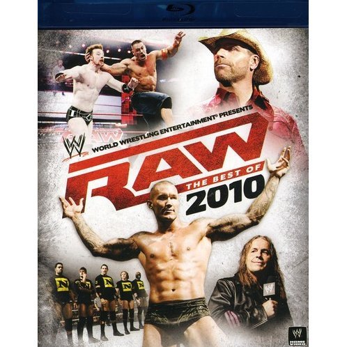 WWE: The Best of RAW 2010