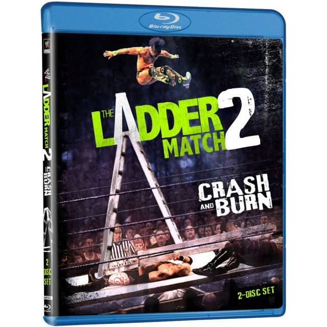 WWE The Ladder Match 2: Crash and Burn