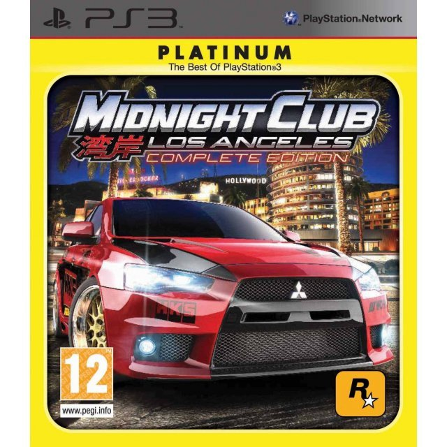 Midnight Club: Los Angeles (Essentials)
