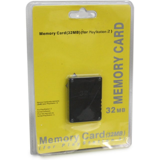 Memory Card 32MB (Black)