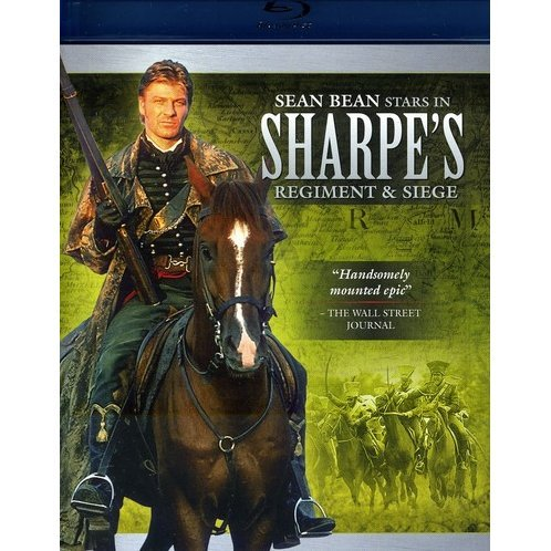 Sharpe's Regiment & Siege