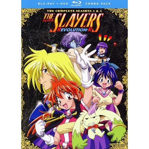 Slayers: Season 4-5