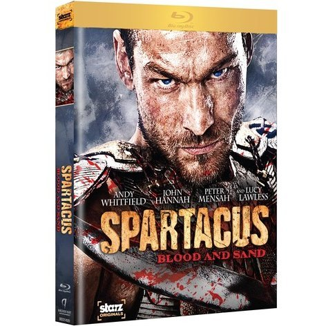 Spartacus: Blood and Sand, The Complete First Season