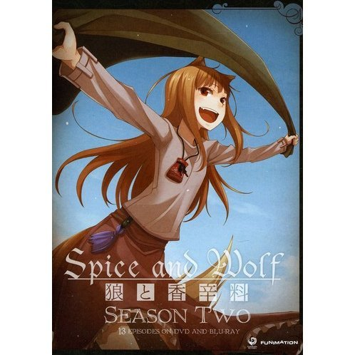 Spice and Wolf: Season Two [Blu-ray + DVD Combo Pack]