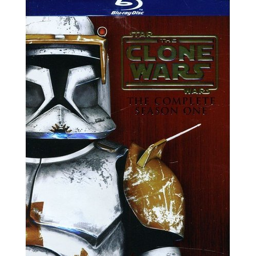 Star Wars: The Clone Wars, The Complete Season One