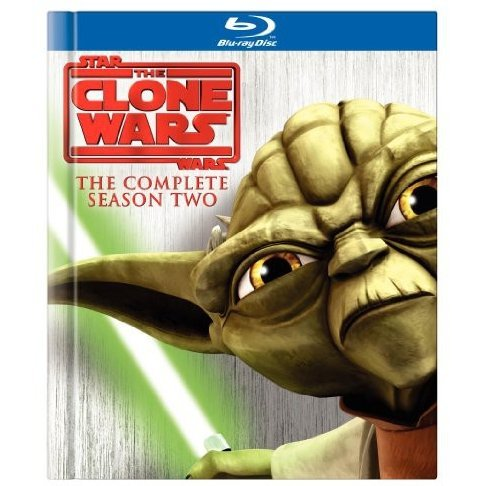 Star Wars: The Clone Wars, The Complete Season Two