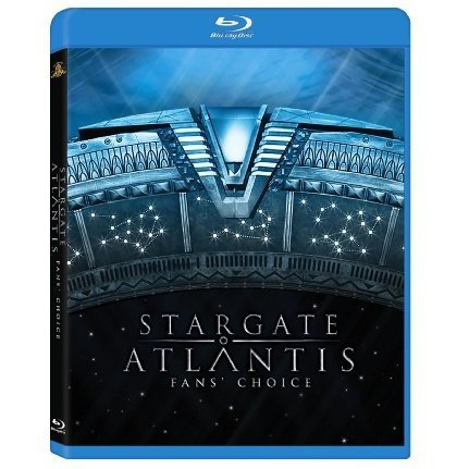Stargate Atlantis: Fans' Choice