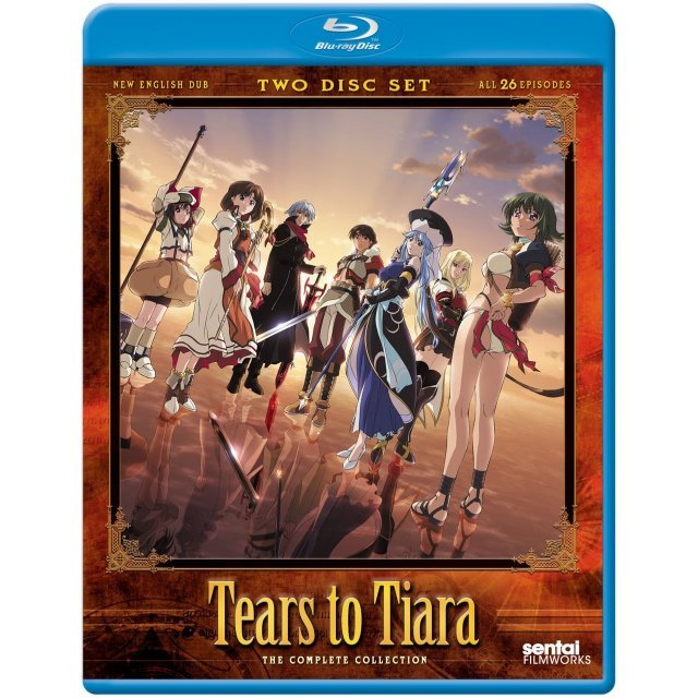 Tears to Tiara: Complete Collection