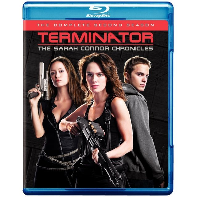 Terminator: The Sarah Connor Chronicles - The Complete Second Season
