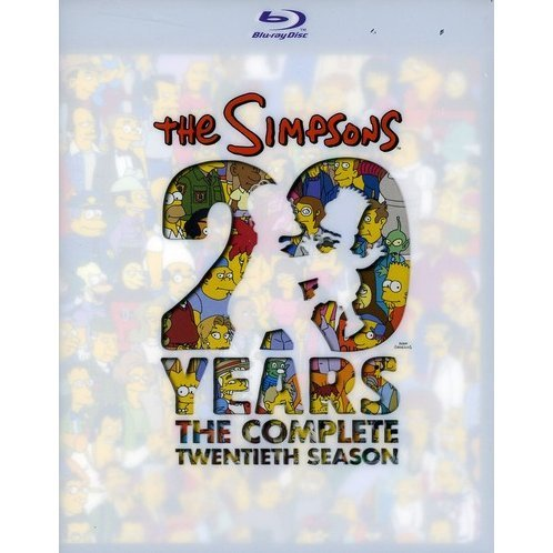 The Simpsons: The Complete Twentieth Season