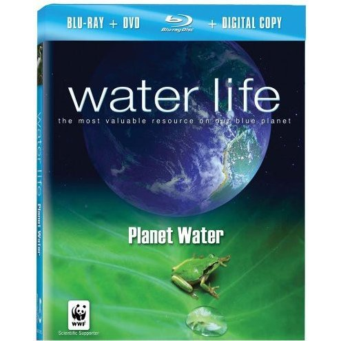 Water Life: Planet Water [Blu-ray+DVD+Digital Copy]