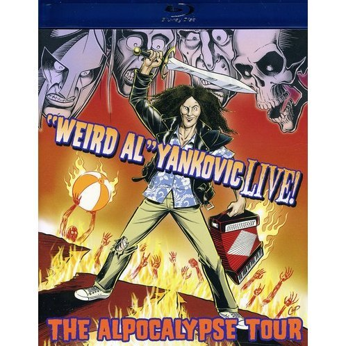 Weird Al Yankovic Live!: The Alpocalypse Tour
