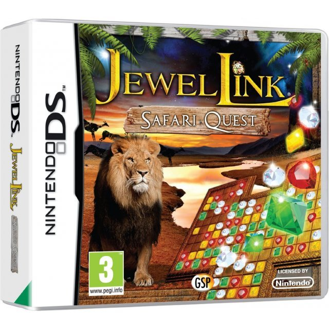 Jewel Link: Safari Quest