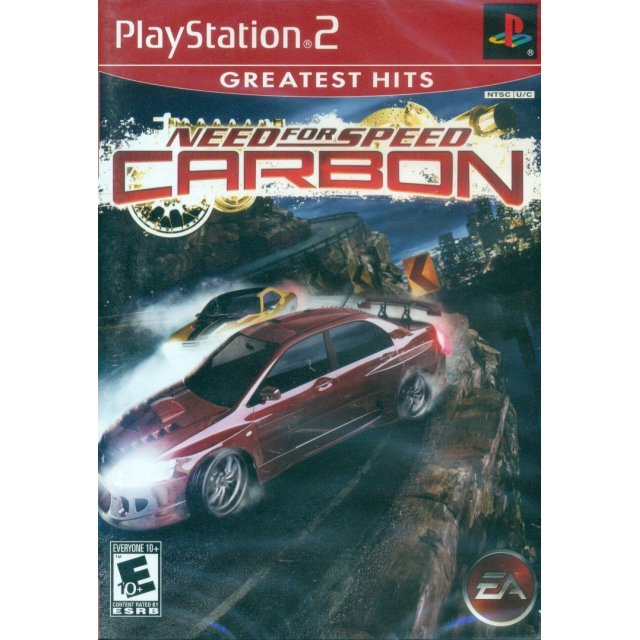 Need for Speed Carbon (Greatest Hits)