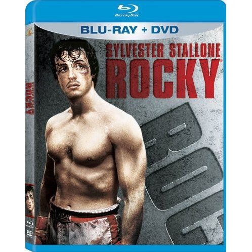 Rocky [Blu-ray + DVD Combo Pack]