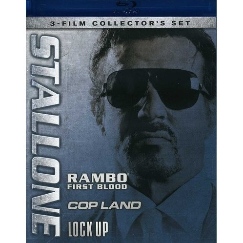 Stallone Three-Film Collector's