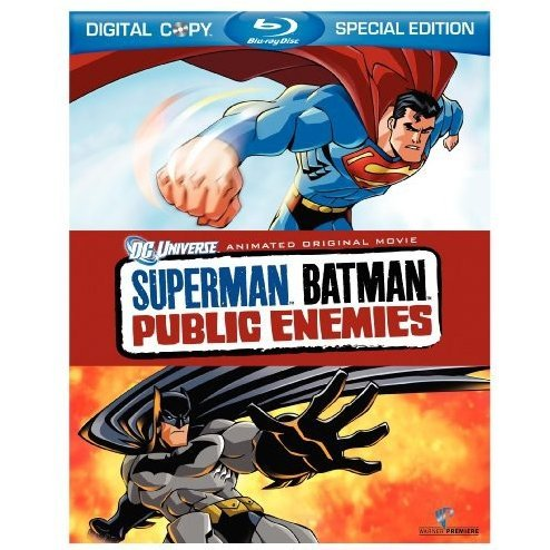 Superman / Batman: Public Enemies [Blu-ray + Digital Copy]