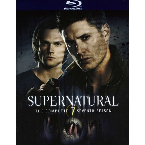 Supernatural: The Complete Seventh Season [Blu-ray + UV Digital Copy]