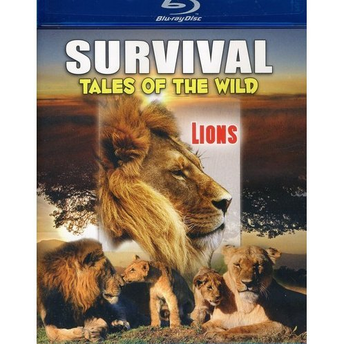 Survival: Tales of the Wild, Lions