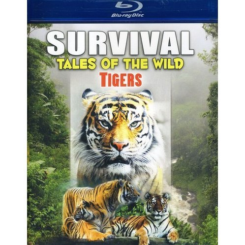 Survival: Tales of the Wild, Tigers