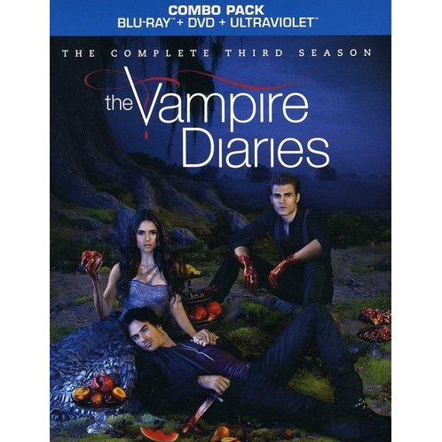 The Vampire Diaries: The Complete Third Season [9-Disc Set Blu-ray+DVD+UV Digital Copy]