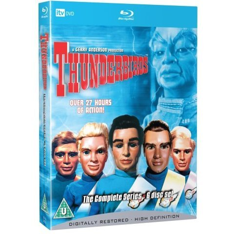 Thunderbirds: Complete Collection