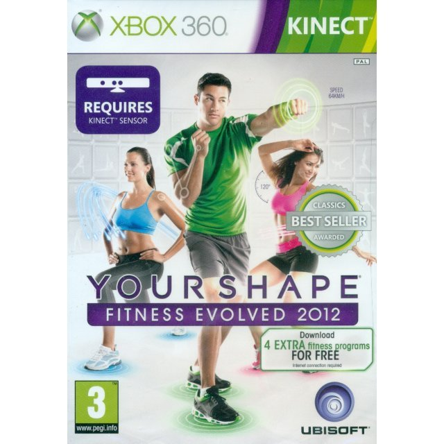 Your Shape Fitness Evolved 2012 (Classics)