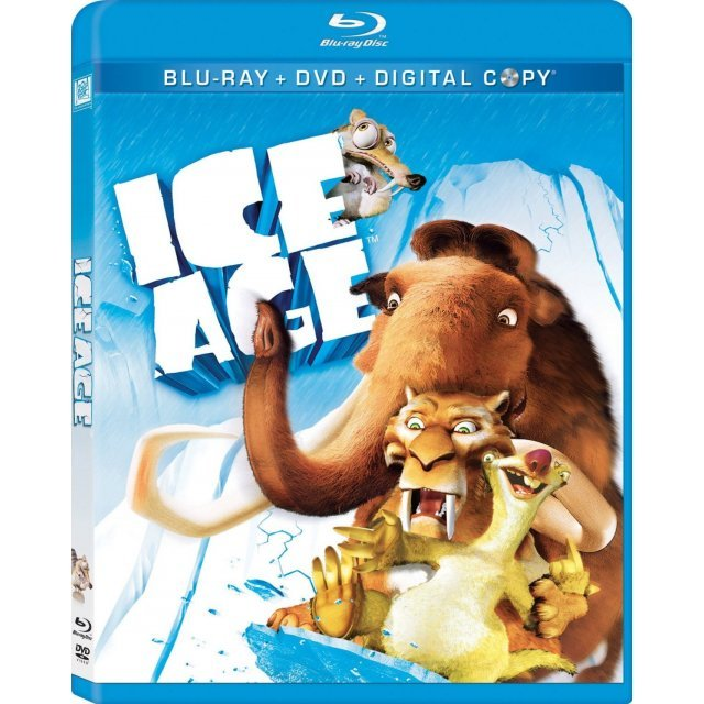 Ice Age [Blu-ray+DVD+Digital Copy]