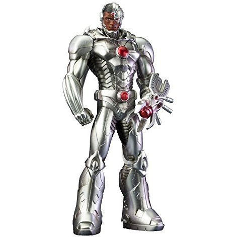 ARTFX+ DC Comics New 52 1/10 Scale Pre-Painted Figure: Cyborg