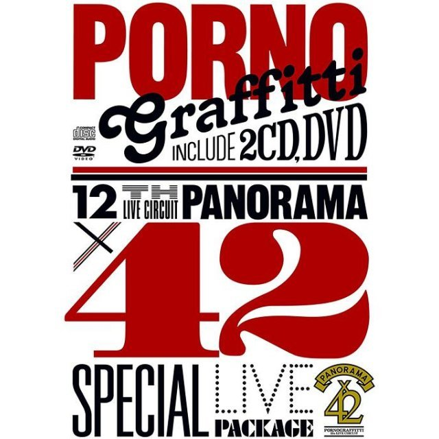 12th Live Circuit Panorama x 42 Special Live Package [2DVD+2CD]