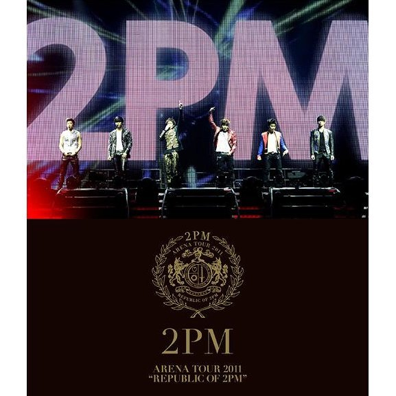 Arena Tour 2011 - Republic Of 2pm