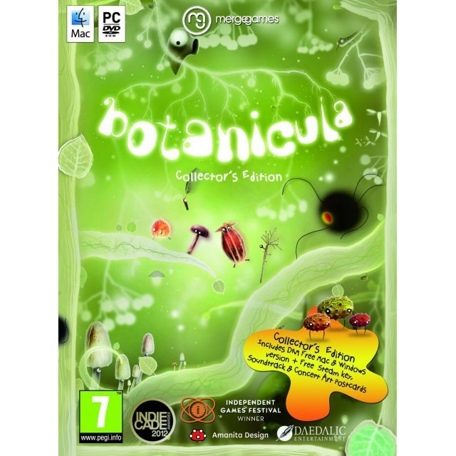 Botanicula (Collector's Edition) (DVD-ROM)