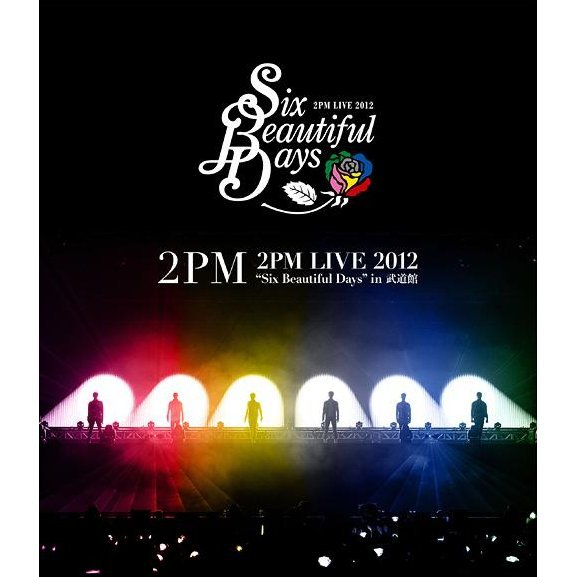 Live 2012 - Six Beautiful Days In Budokan