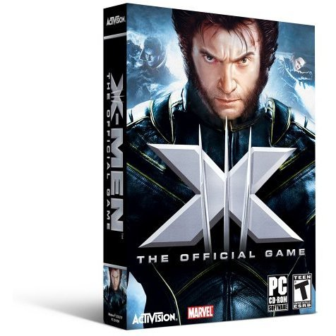 X-Men: The Official Game (DVD-ROM)