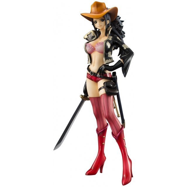 Excellent Model One Piece Portraits of Pirates Edition-Z 1/8 Scale Pre-Painted Figure: Nico Robin