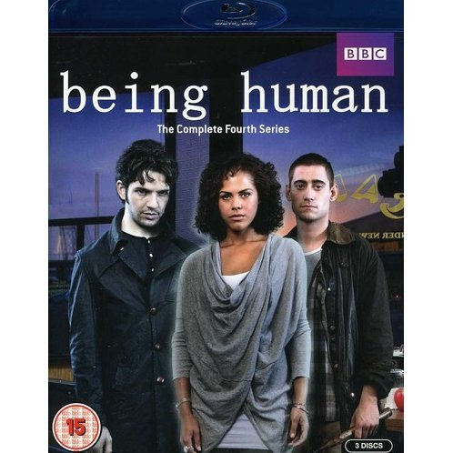 Being Human: The Complete Fourth Series