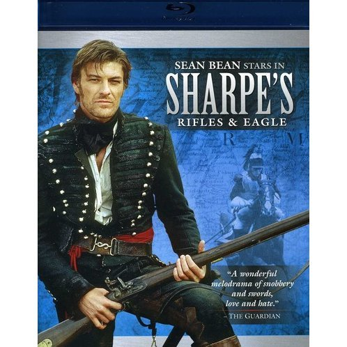 Sharpe's Rifles & Eagle