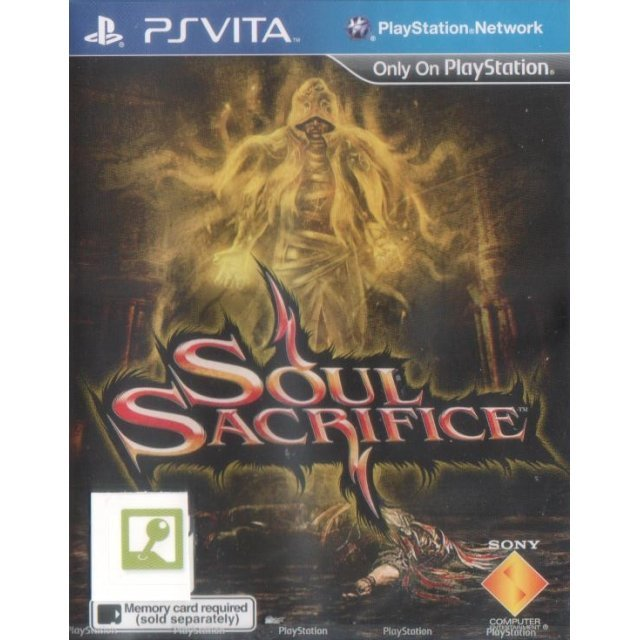 Soul Sacrifice (English)