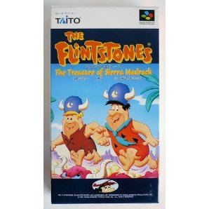 The Flintstones: The Treasure of Sierra Madrock