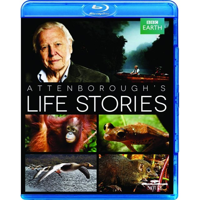 David Attenborough: Life Stories